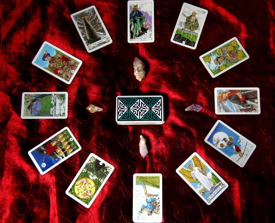 Deeper Insight in Tarot Card