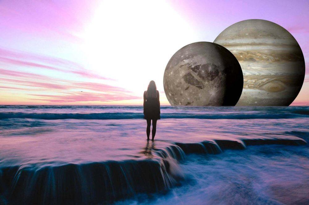 Saturn and Karma!! Interlocked
