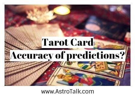 Tarot Card- Accuracy Of Predictions?