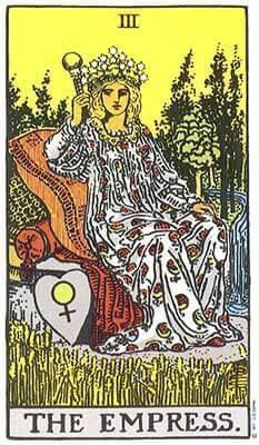 Empress in Tarot Reading