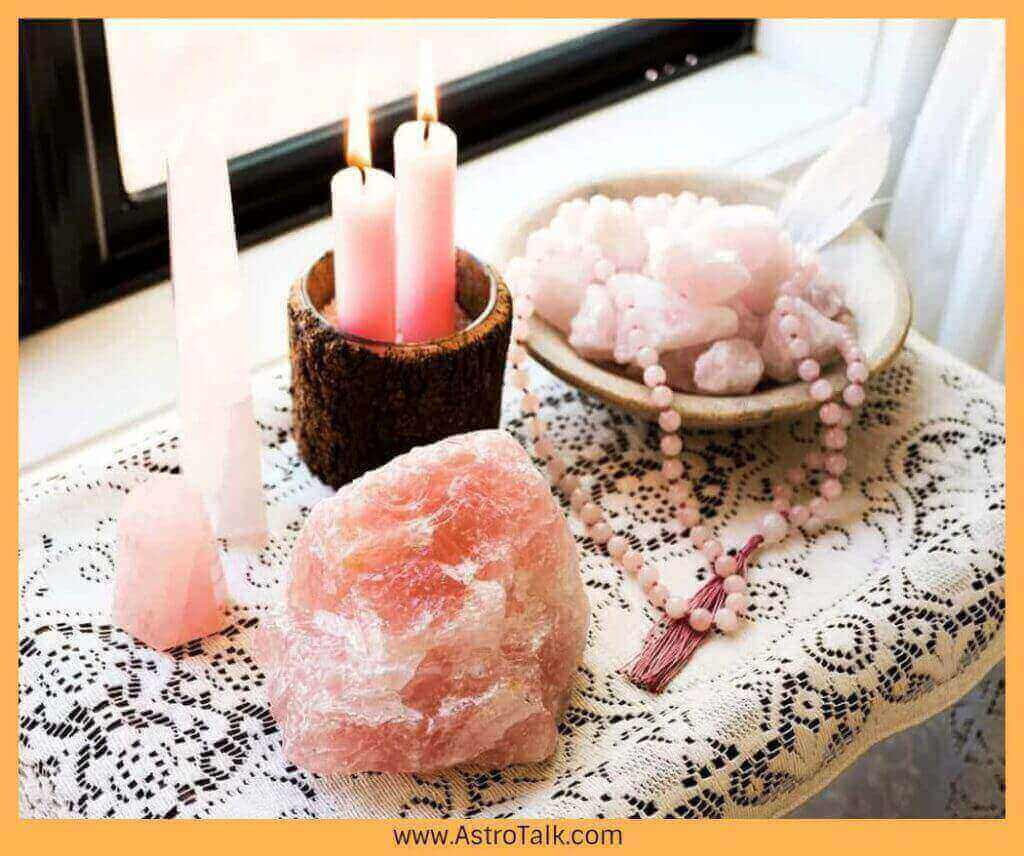 Benefits of Rose Quartz