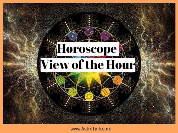 Horoscope – The View of the Hour