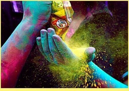 """HOLI- ASTRO SURVEY OF """"FESTIVAL OF COLORS"""""""