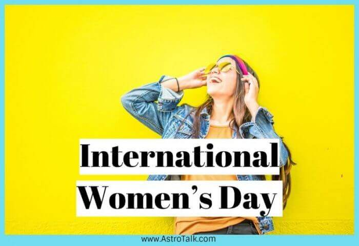 Women's Day – Surprising facts