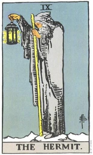 Virgo- Tarot Card