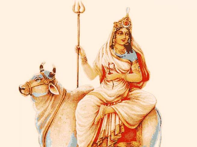 Navratri Shailputri