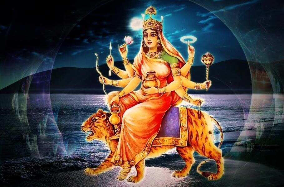 Navratri Kushmanda