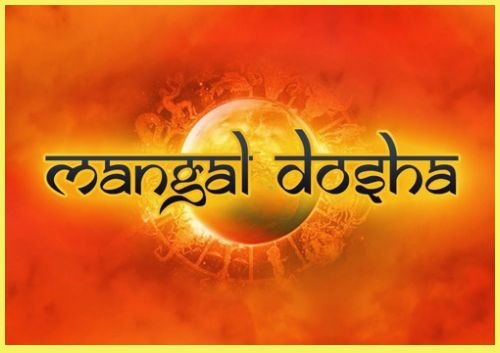 Mangal Dosh- details you should know