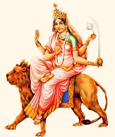 Navratri Katyayani