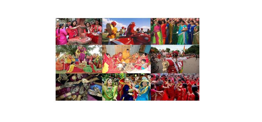 Hariyali Teej across India