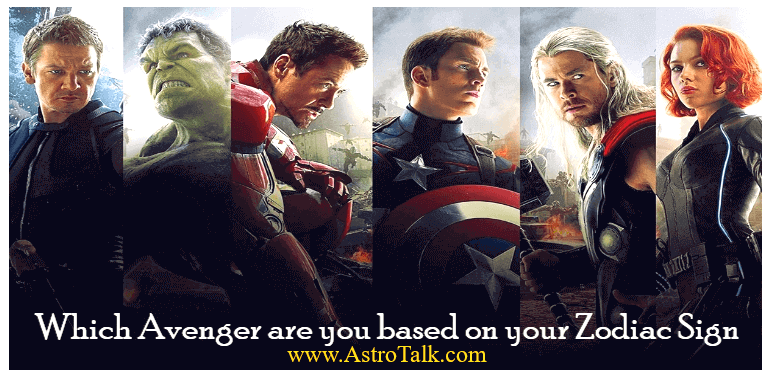 which-avenger-are-you
