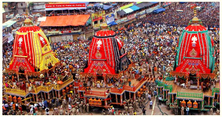 Aura and Involvement of Rath Yatra 2021