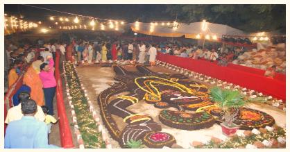 Govardhan Celebration