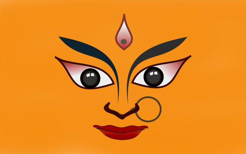 Durga Puja 2020- The Tale of Warrior Goddess