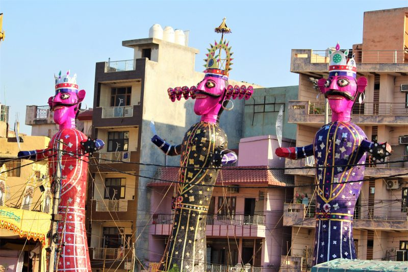 Dussehra 2020 why Lord Ram almost sacrificed his Eye on Dussehra