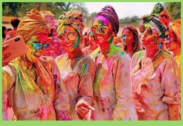 Color Festival 2020.Holi 2020 Do You Know Why Farmers Pray In Group On Holi