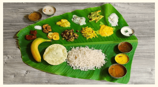 Onam Dishes
