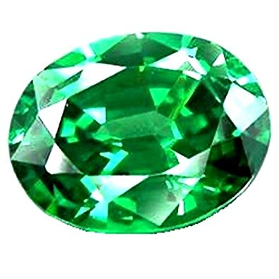Emerald is governed by Mercury
