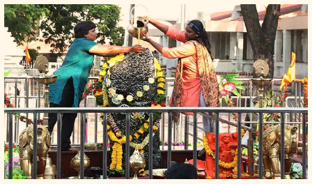 Celebration of Shani Jayanti across Different Regions of the Country