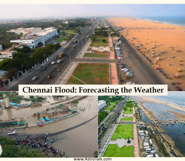 Chennai Flood: Forecasting the Weather