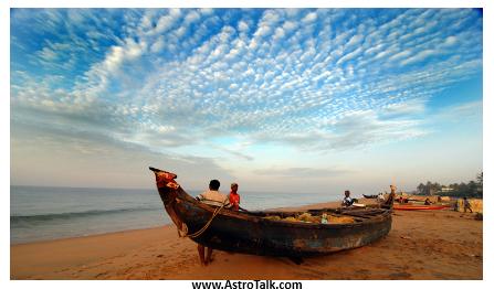 Chennai in monsoon (July -November)