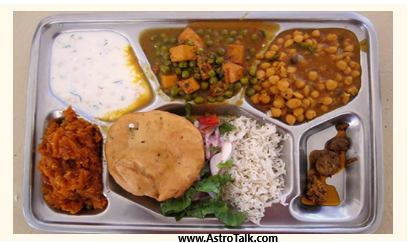 Delectable Offerings and Dishes on Guru Nanak Jayanti