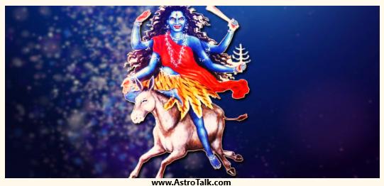 Devi Kalratri -Planet Rahu