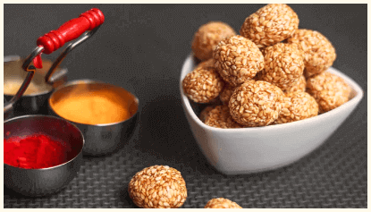 Scrumptious Offerings and Dishes on Makar Sankranti