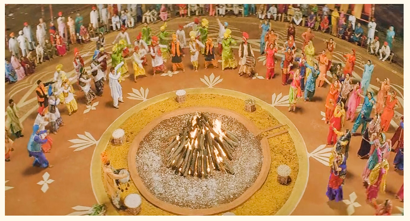 History behind the Celebration of Lohri