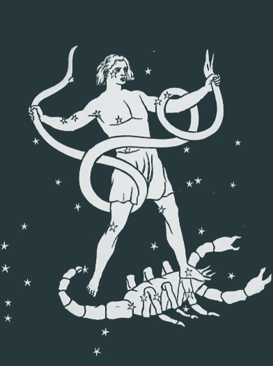 Ophiuchus- Antiquity