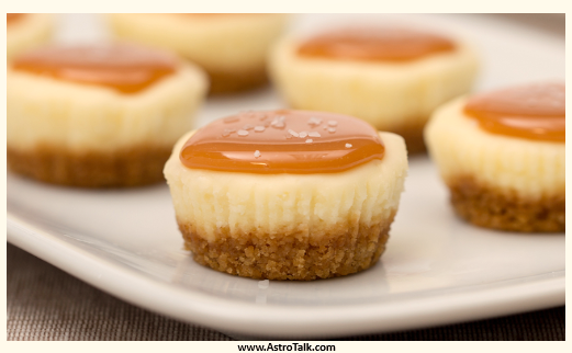 Libra (23rd September to 22nd October) - Cheesecake Cupcakes