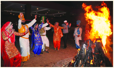 Lohri 2021 – The Flame of Eternal Goodness