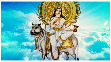 Goddess	Mahagauri- the ultimate forgiver of all the sins