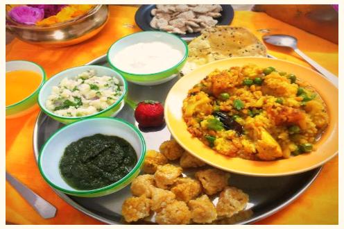North India and Sankranti festival