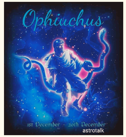 Facts about the hidden zodiac sign- Ophiuchus