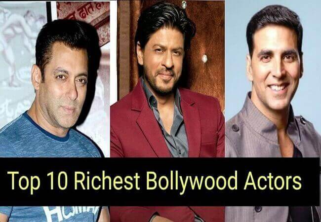 Top Bollywood Actors Net Worth: Is Your Favorite One in The List?