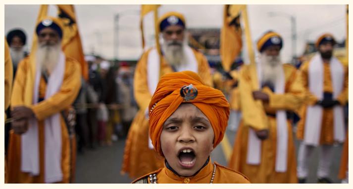 Rituals of Vaisakhi 2021