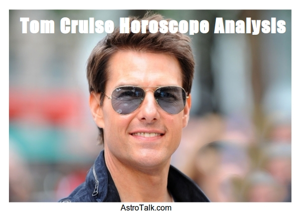 tom cruise horoscope analysis