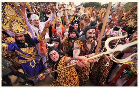 Tradition and Festivity of Maha Shivratri