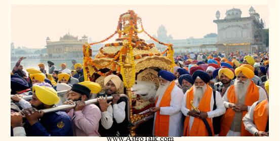 Guru Nanak Jayanti- Guruparb