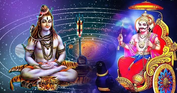 Shani: the god of Karma
