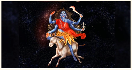 Goddess	Kaalratri- the destroyer of all that is evil