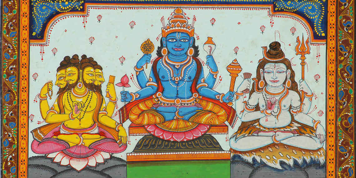 The Holy Trinity of Hinduism| Prestigious Hindu Gods