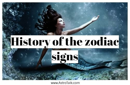 History Of The Zodiac Signs-A Magnificent One