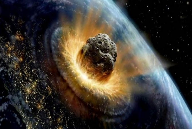 Did Jupiter Get Slammed By An Asteroid?