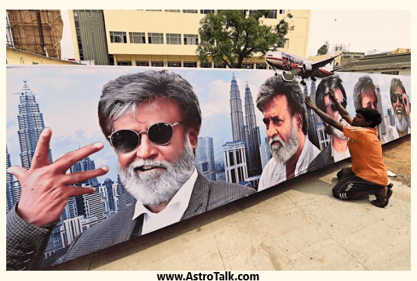 Background of Rajinikanth