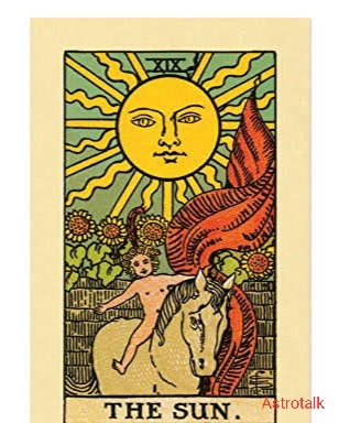 The Sun Cards(XIX)