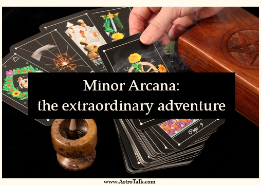 Minor Arcana the extraordinary adventure