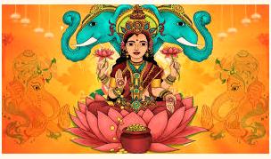 - Story of Goddess Lakshmi and King Bali