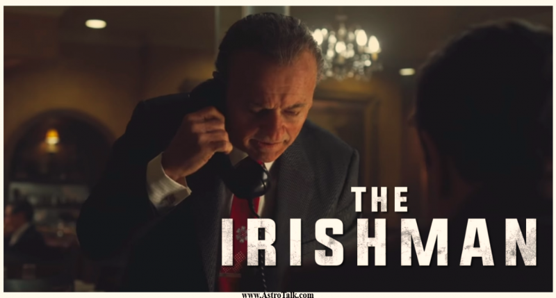 The Irishman- A proffer almost refused and dumped